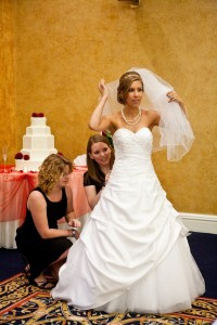 bridal party duties