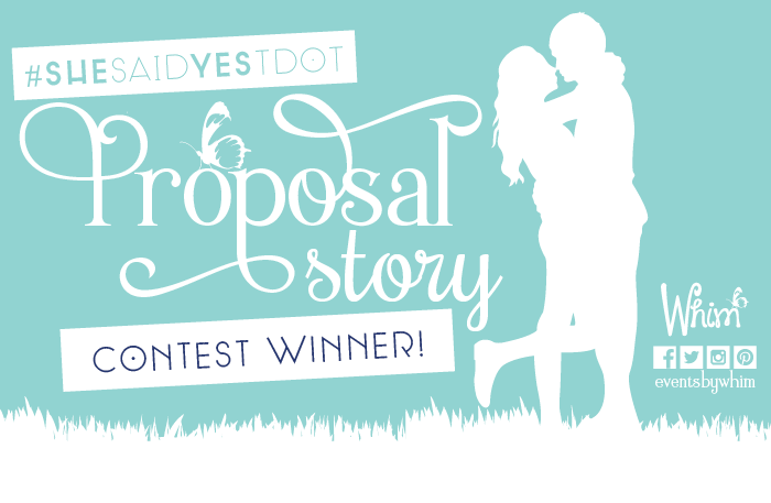 Contest Winner for round 1 of #SheSaidYesTdot