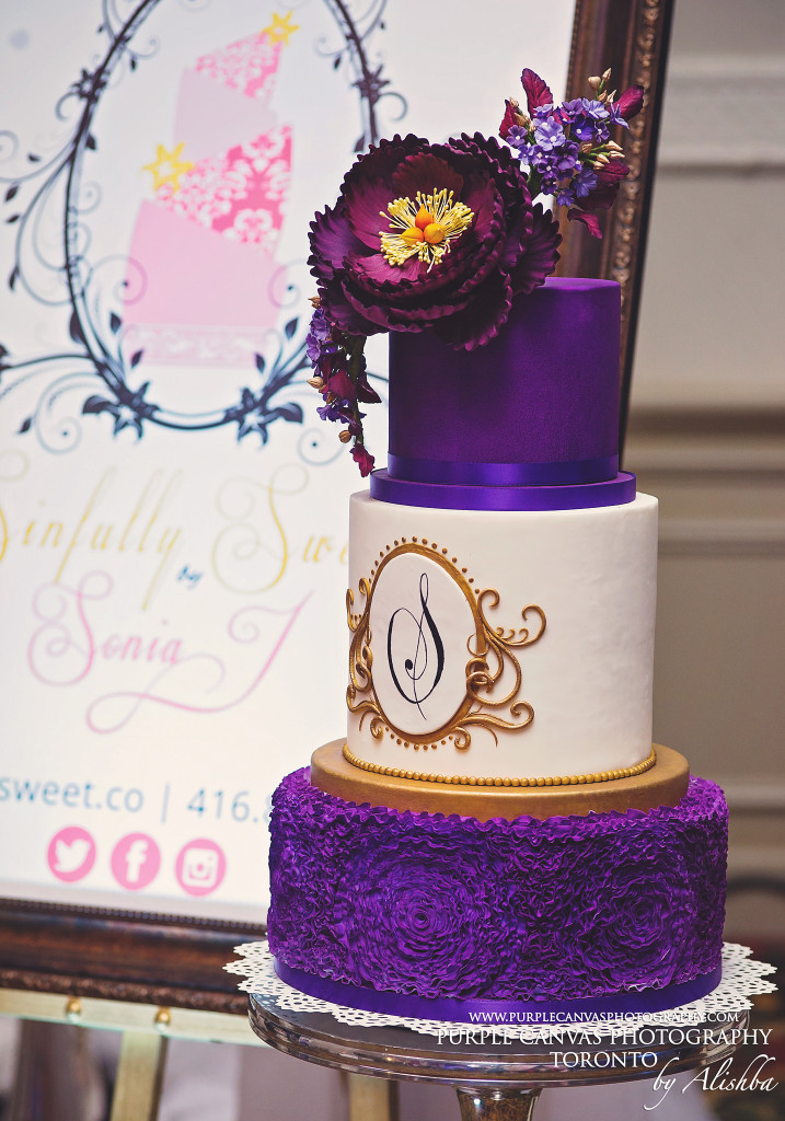 www.purplecanvasphotography.com by Alishba | - Sinfully Sweet by Sonia @ OHM Wedding Show 2015