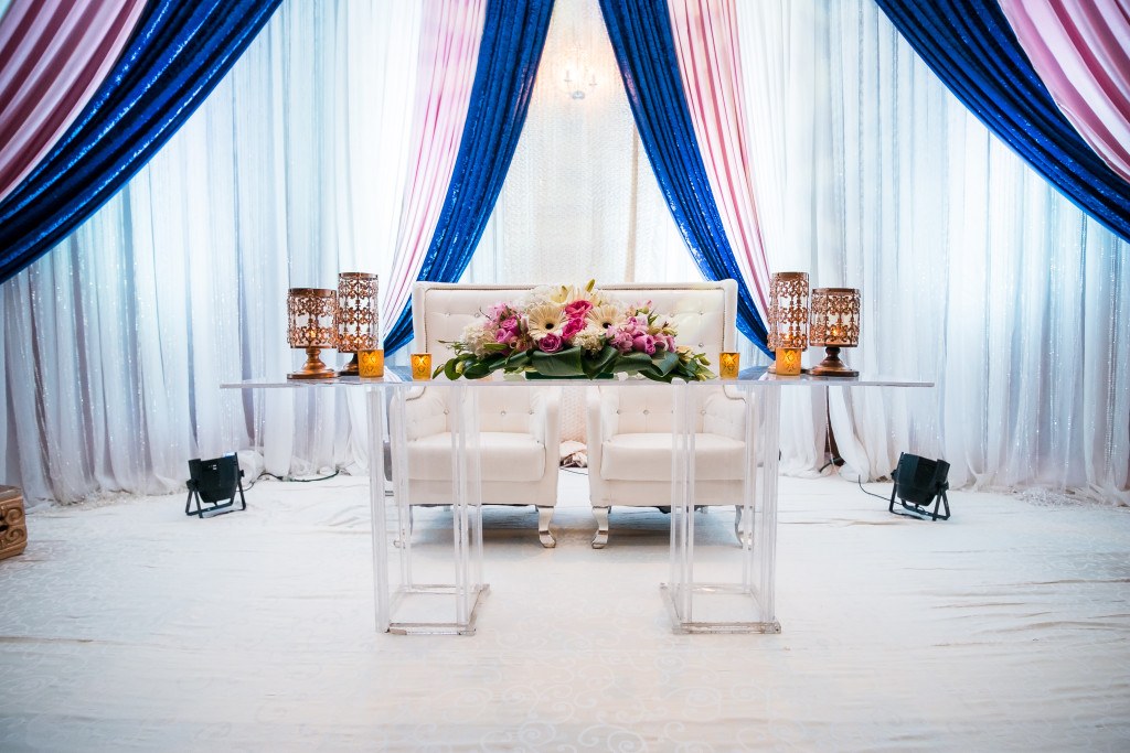 Atlantis Pavilions & Dreams Wedding