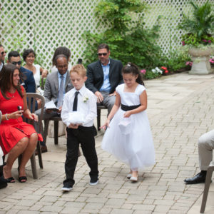 How to Entertain Kids at Your Wedding