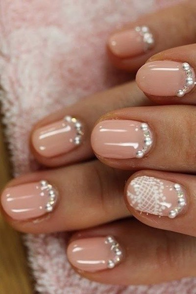 Nail art isn't reserved for those with long nails- it looks stunning on short nails, too!