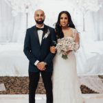 Romantic mississauga wedding