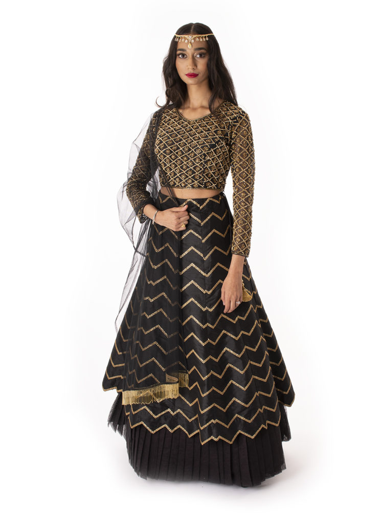 indian lehenga rental